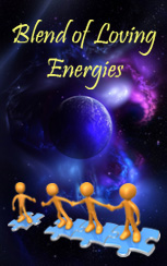Blend of Loving Energy website logo